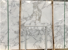 Italy Oro Calacatta Gold Marble Slabs for Wall