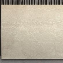 Polished Garda Crema Marble Opus Romano