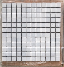 Square Shape Marble Mosaic for Backsplash