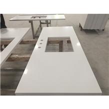 White Quartz Stone Countertop with Perfect Price