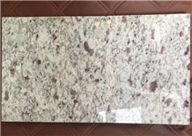 Moon White, Moonlight, Emerald White Granite Slab