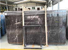 China Dark Emperor Slab Cheap Price 18mm Thick