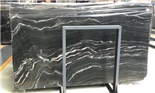 China Kowloon Jade Marble Marble Slab in Stock