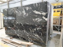 Universal Black Granite Slab for Sale