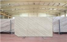 Nestos Diagonal Beige Marble Slabs