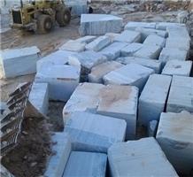 Semi White Kavala Marble Blocks