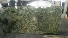 Iran Green Marble Slabs & Tiles
