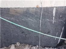 Persian Nero Marquina Marble Blocks