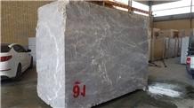 Solo Gray Marble Block, Iran Grey Marble