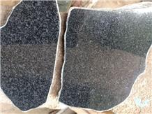 Adr Black Dark Granite Blocks