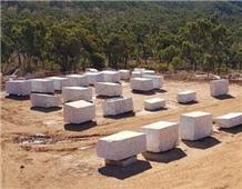 Arabescato Austral Marble Block, Australia White Marble