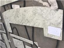 Andromeda White Granite Countertop Slab 3cm