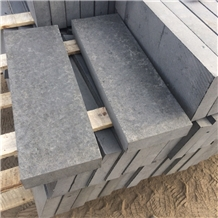 Flamed Mongolia Black Basalt Tiles