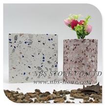 Customized Terrazzo Tile Size Terrazzo Wall Slab