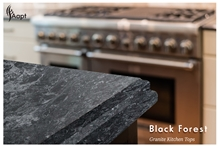Black Forest Granite Kitchen Tops