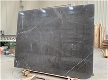 Persian Pietra Grey Marble Slab Top Quality
