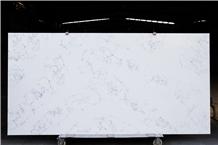Bianco Carrara White Quartz Slab Tiles
