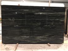 China Galaxy Green Granite Slabs Floor Wall Tiles