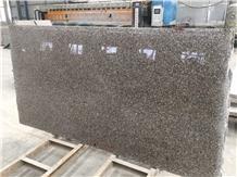 China New G664 Brown Granite Floor Wall Slab Tile