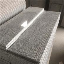 G603 Sesame White Granite Stair Tread Step Riser