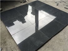 G654 Padang Dark Grey Granite Floor Tiles Slabs