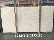 Ice White Onyx Slabs Polished for Background