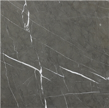 Pietra Grey Marble Slab,Bathroom Floor / Wall Tile