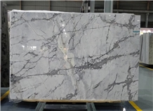 Turkey Invisible Grey Marble Wall Slabs Tiles