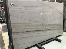 White Macaubas Quartzite Wall Floor Slab Tile