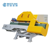 Thin Stone Veneer Mighty Stone Saw Cutting Machine