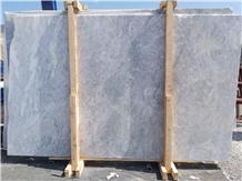 Aegean Silver Grey Marble Slabs