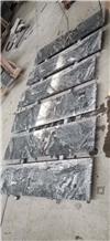 China Juparana for Stairs Steps Granite