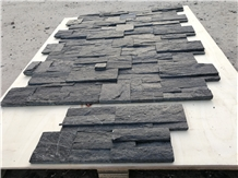 Slate Black&White&Rustystone, Feature Cladding