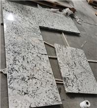 Customized Stone White Kitchen Granite Countertop
