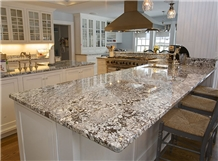 Island Granite Kitchen Counter Top Countertop