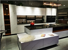 Kitchen Cabinet Quartz Marble Stone Countertops