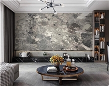 Natural Stone Fossil Grey Marble