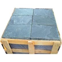 Outdoor Garden Deoli Green Slate Stone
