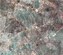Brazil Amazon Green Quartzite Polished Big Slabs