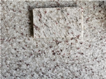 India Platinum White Granite Flaned Floor Tiles