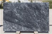Black Marble Big Slabs - Grigio Pineta Marble