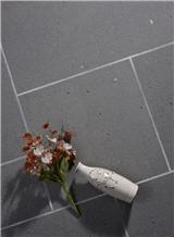 Black Basalt Sanded / Textured Floor Tiles