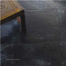 Cowdor Noir Antique Limestone Tiles