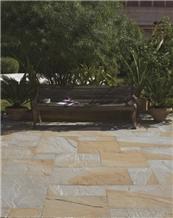 Glendale Sandstone Landscaping Stones, Pavers