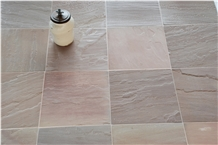 Lillac Modak Sandstone Antiqued Tiles