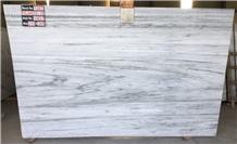 Rajnagar Ice White Marble Tiles & Slabs