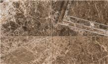 Emperador Dark Marble Tiles & Slabs