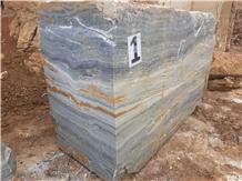 Blue Onyx Block