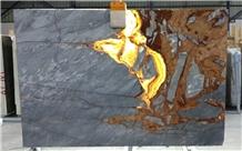 Deep River Marble Slabs