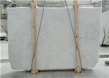 Mugla White Cosmos Marble Slabs